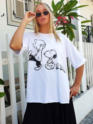 T-shirt Snoopy Suckers